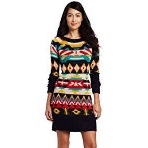 JESSICA SIMPSON long sleeve sweater dress